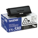Brother High Yield Black Toner Cartridge, 7K Yield (TN580)