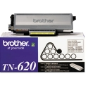 Brother Black Toner Cartridge, 3K Yield (TN620)