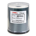 CMC CD-R 80 Min. 100/Spindle White Printable (T-CDR-WPY-SB)