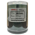 CMC CD-R 80 Min. 700MB 100/Spindle Silver Top (T-CDR-ZZ-SB)