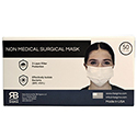 Disposable Face Mask (3 Layer Surgical Mask) MADE IN U.S.A.