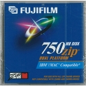 Fujifilm Zip 750MB Removable Cart. IBM/MAC (25290701)