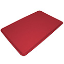 "GelPro Medical Mat 18"" X 24"", DND Red (101-17-1824-3)"