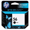 HP Black #56 IJ Print Cartridge (C6656AN)