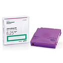 HPE LTO 6 Tape 2.5/6.25TB (MP) (C7976A)