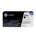 HP Color LJ 3600 Series 501A Black Toner 6K (Q6470A)