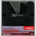 "Imation 3.5"" SuperDisk 120MB IBM Formatted (11894)"