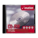 Imation CD-RW 74 Minute 650MB in Jewel Case (12381)