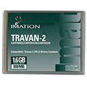 Imation Travan TR-2 Data Cartridge, 800MB (45574)
