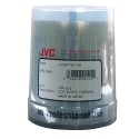 JVC CD-R 80 Min. 100/Spin Thermal White (J-CDR-TWY-SB)