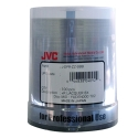 JVC DVD+R 4.7GB, 8X, 100/Spindle Silver Top ( J-DPR-ZZ-SB8)