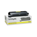 Lexmark C910/912/912E Yellow Toner Cartridge (12N0770)