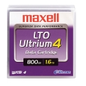 Maxell LTO 4 Tape 800GB Library Pack (183906LP)