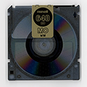 Maxell 640MB Optical Disk, 2048B/S, IBM Formatted (MAX624510F)