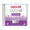 Maxell DVD+R 4.7GB, 16X (639000)