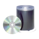 Maxell CD-R 80 Min. 48X 100/Spin. Matte Silver (648710)