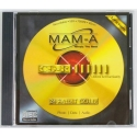 MAM-A CD-R 80 Minute 700MB Blank Gold Top (41780)