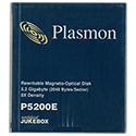 "Plasmon 5.25"" RW Optical 5.2GB 2048B/S (P5200E)"