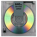 Philips 640MB Optical Disk, 2048B/S, IBM Formatted (PHI34PDOF)