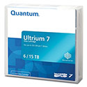 Quantum LTO 7 Tape, 6/15TB (MR-L7MQN-01)