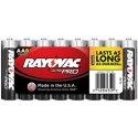 Rayovac Alkaline UltraPro Shrink-Wrapped AA 8 pack (AL-AA)