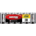 Rayovac Alkaline UltraPro Shrink-Wrapped D 6 pack (AL-D)