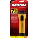 Rayovac Industrial 17 Lumen 2D Krypton Bulb, Yellow (IN2-K)