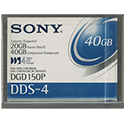 Sony 4mm 150M Data Tape (DGD-150P)