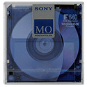 Sony 640MB Optical Disk, 2048B/S, IBM Formatted (SONEDM-640C2F)