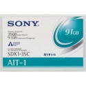 Sony 8mm AIT 1.5 Data Tape w/MIC 35GB (SDX1-35C)
