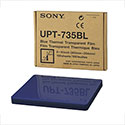 Sony A4 Blue Thermal Transparent Film 100SH/BX (UPT-735BL)