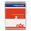 Tandberg RDX 2TB Removable Cartridge (8731-RDX)