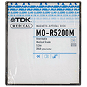 "TDK 5.25"" RW Optical 5.2GB 2048B/S (MO-R5200MBX)"