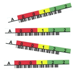 4mm Barcode Labels