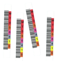 8mm Barcode Labels