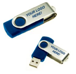 Custom Printing on Flash Drives