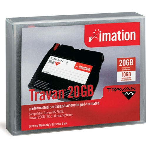 Imation Travan NS20 10/20GB Network Ser. (TR-5) (12115) - Click Image to Close