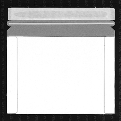 "Media Mailer 7""x9"" Self-Seal White (1DIMAILER7X9SS)"