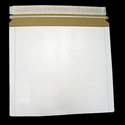 "Media Mailer 9.75"" X12.25"" Self-Seal WH (1DIMAILER9X12SS)"