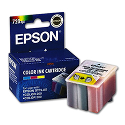 Epson Stylus Color 500 Color Ink Cart. (S020097)