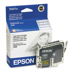 Epson Stylus Photo 2200 Lt. Black Ink Cart. (T034720)