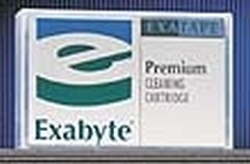 Exabyte 8mm Cleaning Cart. 18-Pass (309258)