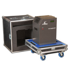 Garner Custom Transport Case w/removable casters (CASE-DDM35)