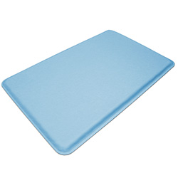 "GelPro Medical Mat 20"" X 48"", Columbia Blue (101-17-2048-4)"