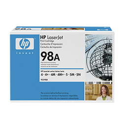 HP LaserJet 4 Toner Cartridge (92298A)