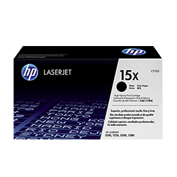 HP LJ1200/1220 Black Toner Cart. 2.4K Pages (C7115A)