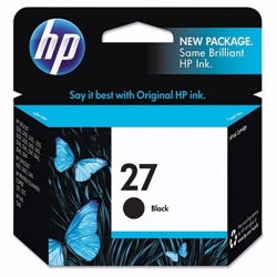 HP Black Ink Cart for DJ3320/3420 (C8727AN)