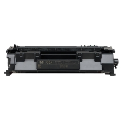 HP LJP2035/P2055 Black Toner Cart., 2300pg (CE505A)