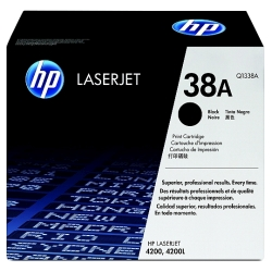 HP LaserJet 4200 Smart Print Cartridge, 12K (Q1338A)