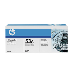 HP LJ P2015 Black Toner Cart., 3K (Q7553A)